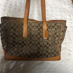 Coach Bag-used condition